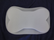 Smooth Dog Bone 25cm Concrete Plaster Stepping Stone Mould 1179