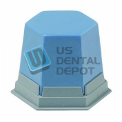 COMBO RENFERT - GEO MILLING WAX - BLUE OPAQUE - 75G - 485-1000 + PROLINE KEY CHAIN - US DENTAL DEPOT