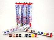 Silc-Pig Silicone Pigment 9-Pack Colour Sampler
