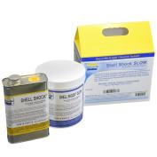 Shell Shock SLOW Brushable Liquid Plastic Casting Resin - Trial Unit