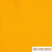 Orange 150cm Wide Premium Woven Poly Poplin Fabric By the Yard