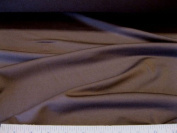Discount Fabric Lycra /Spandex 4 way stretch Solid Brown LY917