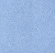 Baby Light Blue Anti Pill Solid Fleece Fabric, 150cm Inches Wide - Sold By the Yard