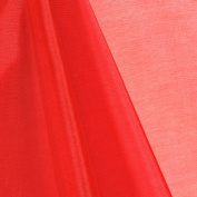 150cm Inch Wide Premium Red Mirror Organza by the Yard