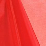 150cm Inch Wide Premium Red Mirror Organza by the Yard
