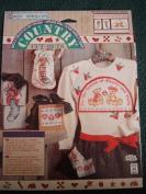 Daisy Kingdom No-Sew Fabric Applique - #19114 Tis the Season/C'est la Saison