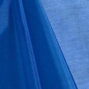 150cm Inch Wide Premium Royal Blue Mirror Organza by the Yard