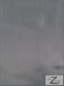 PLAIN TAFFETA FABRIC - DULLGREY - ONLY $7.99/YRD SOLD BTY