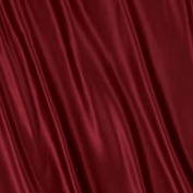 Burgundy Satin Fabric 150cm Inch Wide - By the Yard - For Weddings, Decor, Gowns, Sheets, Costumes, Dresses, Etc
