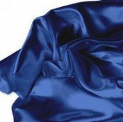 Royal Blue Satin Fabric 150cm /150cm x 1yd