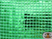 """Square Sequin 6.85mm Green 42"""" Wide / Sold By the Yard"""