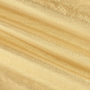 Tissue Lame Gold Fabric