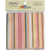 Fabric Palette Charm Pack 13cm x 13cm Cuts 20/Pkg-Simple Vintage
