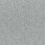 Heather Grey Anti Pill Solid Fleece Fabric, 150cm Inches Wide - Sold By The Yard