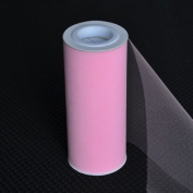 Premium Tulle on Spool (15cm Wide x 25 Yards Long) - Pink