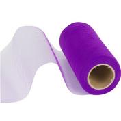 Purple Premium Tulle Streamers