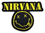 NIRVANA Songs Music polly Band t Shirts MN09 iron on Patches