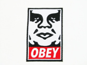 Obay Logo Iron on patch