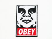 Obay Logo Iron on patch