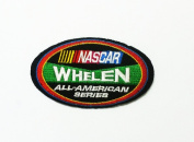 Nascar Whelen All American Series for Clothing Polo Jacket Shirt Embroidered Iron on Patch