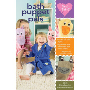 SewBaby! Bath Puppet Pals Pattern By The Each