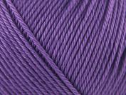 Patons 100% cotton dk - purple