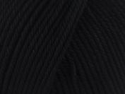 Patons 100% cotton dk - black