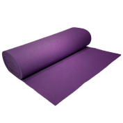 Purple Acrylic Felt 180cm Wide x 1 Yard Long
