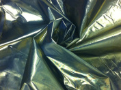 Royal Gold 2 Tone Metallic Tussie Lame Fabric 110cm By the Yard