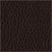 Faux Leather Fabric Calf Espresso