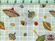 100% Cotton Quilt Prints - South Sea Import - Wind It Up