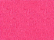 Faux Leather Fabric Calf Hot Pink