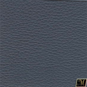 140cm Wide Upholstery Fabric Faux Leather (Steel) - $4.99 By The Yard