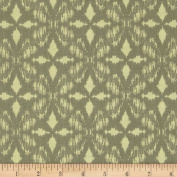 Tone on Tone Ikat Tan Fabric