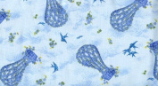 Forget Me Not By Northcott - 100% Cotton 110cm Wide By the Yard