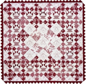 Cherry Delight Quilt Pattern by Alex Anderson