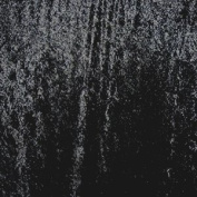 Black Crushed Velvet Dress Fabric - per metre