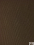 SOLID OUTDOOR FABRIC (WATERPROOF/ANTI-UV) - Brown - DUCK VINYL 150cm WIDTH