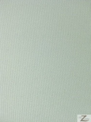 SOLID OUTDOOR FABRIC (WATERPROOF/ANTI-UV) - Light Grey - DUCK VINYL 150cm WIDTH