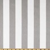 Premier Prints Canopy Stripe Twill Storm Fabric