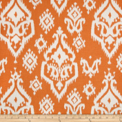 Premier Prints Raji Macon Apache Orange Fabric