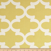 Premier Prints Fynn Macon Saffron Yellow Fabric