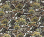 Quail Run By South Sea Imports - 100% Cotton, 110cm Wide By the Yard