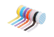 Bundle Monster Adhesive Creative Scrapbooking Craft Decorative Décor Washi Tape Mixed Lot