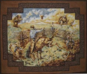 Wild West by General Fabrics - WALL HANGING