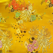 G87 - 0,6 yard (0.5m) - Fabric brocade woven fine embroidery - Patchwork fabric Quilting Sewing Fabric Crafts