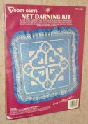 """HEARTS"" ~ Net Darning Pillow Kit"