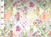 Nine Lives By Timeless Treasures - 100% Cotton, 110cm Wide By the Yard