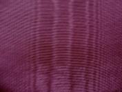 180cm Wide Amethyst Bengaline Moire Yardage
