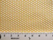 Crazy for Daisy Dulcet Dot Small Flower Cotton Fabric Print by the yard